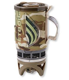 #LLBean: Jetboil® Flash Personal Cooking System
