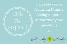 Ask the Expert: Lea Harris, Certified Aromatherapist answering all your questions about EOs