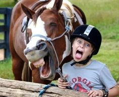 Who has the last #laugh?