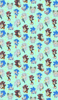 Sonic Shadow and Silver iPhone Wallpaper. The hedgehogs. Shadow The Hedgehog, Sonic The Hedgehog, Silver The Hedgehog, Cute Wallpapers, Wallpaper Backgrounds, Iphone Wallpapers, Game Sonic, Sonic Mania, Sonic Adventure