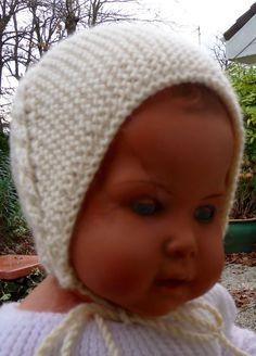 tricoter un bonnet pour un bebe
