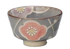 Yamakiikai Seto ware Geumsan rat Shino Hana-gara tea bowl L1777 *** Be sure to check out this awesome product.