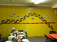 spy decorations vbs | spy theme decorations | Agency D3 VBS 2014