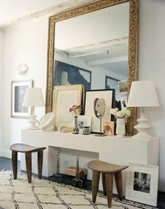 Mirror: Decorating With Mirrors: Home Decorating Ideas
