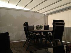 Vertikalmarkis   Perfekt för hem i blåsiga miljöer   Ljus & Comfort