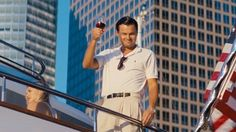 "Leonardo DiCaprio ""The Wolf of Wall Street"""