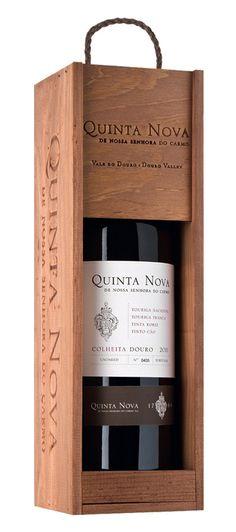 Vinho Tinto Unoaked Quinta Nova Magnum 1,5L