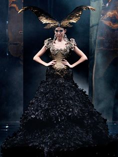 Tex Saverio | My Courtesan Couture Collection