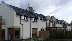 Mieszkanie w domku to marzenie dla wielu z nas. Na zdjęciu osiedle w Poznaniu, gdzie zrealizowaliśmy instalację okien.