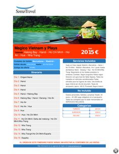 Magico Vietnam y Playa desde 2015 € ultimo minuto - http://zocotours.com/magico-vietnam-y-playa-desde-2015-e-ultimo-minuto/