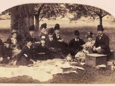 "Having a Victorian Picnic? - Blogs - ""A Step Back In Time!"""