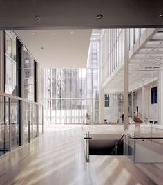 Renzo Piano's expansion for the Morgan Library NY