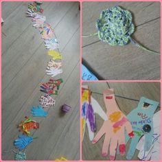 handje kind handjesslinger afscheid juf Kind, School, Jewelry, Jewlery, Bijoux, Jewerly, Jewelery, Jewels, Accessories