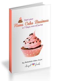 In 7 days (& 7 emails) you will be able to start a legal cake business -Registering your Business Name, ABN, GST, Tax, how to create a Website, How much to charge, How to Get Orders - including Wholesale, Markets & birthday cake orders. http://www.angelfoods.net/free-stuff