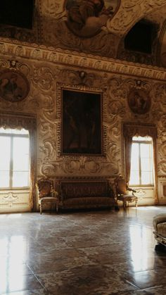 Villa Contarini beautiful Villa in Italy,  Veneto.  Palladio's architecture. Interior design.  Barocco. Liberty.