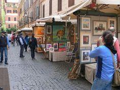 Un viaggio 'On street' nella Pop art italiana a via Margutta