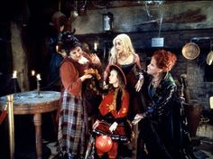 Hocus Pocus - best movie ever!