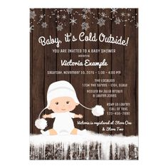 Safari jungle baby boy shower invitation baby shower invitations baby its cold outside baby shower invitation filmwisefo