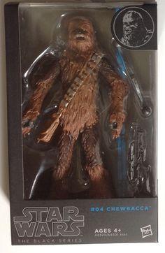 Star Wars The Black Series Chewbacca Figure Wookie 6 Inch #Hasbro