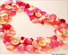 Heart Shaped Garlands – Unique #Valentine's Day gifting idea