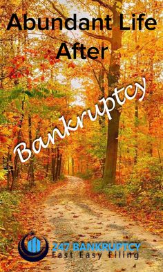 There is life after bankruptcy! It's never too late to make a fresh start. If you are struggling financially, don't be afraid to ask for help! #bankruptcy #bankruptcyfiling