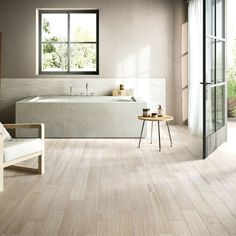Aequa Nix Porcelain tile by Arizona Tile