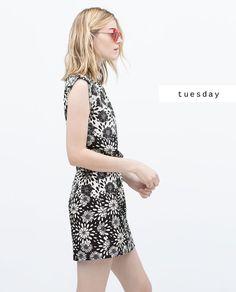 #zaradaily #tuesday #woman #shirts #skirts