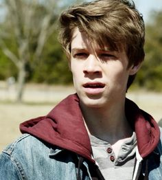 Collin Ford.. I think he would have been a really good Percy Jackson!!!