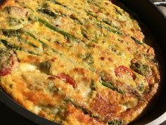 Συνταγή για σπαράγγια με αυγά και σύγκλινο