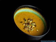 Kolorowa Kuchnia Magdy: Orientalny krem z marchewek