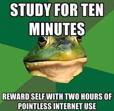 Hoe langer je aan het studeren bent, hoe meer je je concentratie voelt wegglippen. Voor je het weet zit je al een uur op Facebook door te klikken. Daar kun je wat aan doen! Met deze tips blijf je beter gefocust tijdens het blokken.