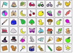 Pictogrammen klas ( kleur)
