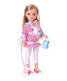 Take a look at this Nancy Babysitting Doll & Accessory Set by Nancy on #zulily today!