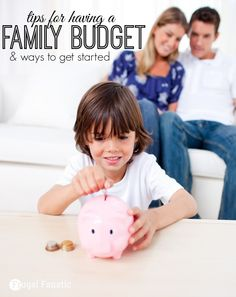 Having a family budget is a great way to teach your kids about saving money. Read these family budget ideas to learn how you can incorporate your whole family.