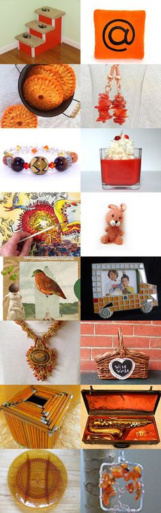 Fabulous Fall Finds by Michele on Etsy--Pinned with TreasuryPin.com