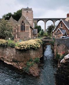 Somerset England, England And Scotland, Great Places, Places To See, Beautiful Places, Over The River, English Countryside, Places To Travel, Scenery