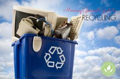 Mommy Greenest Guide to Green Recycling - http://www.mommygreenest.com/mommy-greenest-guide-to-green-recycling/