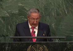 #RaúlCastro en la #ONU: #Cuba cumplió los objetivos de desarrollo del milenio http://www.radiocubana.cu/index.php/destacados/149-destacados/10180-raul-castro-en-la-onu-cuba-cumplio-los-objetivos-de-desarrollo-del-milenio