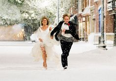 When Jennifer Aniston's Jenny Grogan married Owen Wilson's John Grogan in 2008's Marley & Me, the actress wore a design by Carolina Boulton Couture.