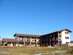 Prima Stalla co-housing at Damanhur, Federation of Communities