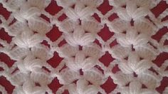 Punto a crochet N°21 para Chalecos, Blusas, Mantitas y chales - YouTube
