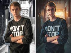 Este fotógrafo ruso maneja Photoshop nivel dios