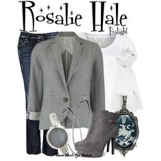 Inspired by Nikki Reed as Rosalie Hale in the Twilight Saga.