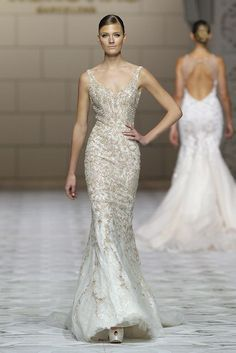 Stunning Atelier Pronovias Wedding Dresses - MODwedding