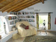 Lovely reading corner