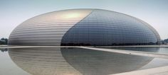 National Centre for the Performing Arts in Beijing, China