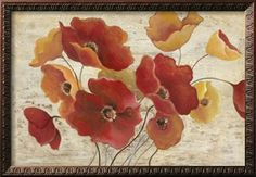 Flanders Field Art Print at Art.com