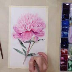 "10.4k Likes, 20 Comments - Watercolor illustrations 🎨 (@watercolor.illustrations) on Instagram: ""🎨 Watercolorist: @kadantsevanatalia  #waterblog #акварель #aquarelle #painting #drawing #art…"""