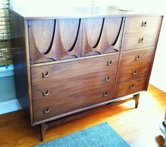 Los Angeles: Broyhill Brasilia Magna Dresser Chest Vintage Mid Century Modern Retro $1500 - http://furnishlyst.com/listings/459930 Is this yours??