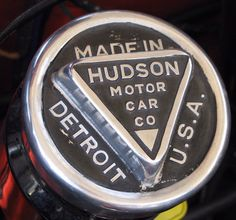 Hudson Motor Car Co. Made in #Detroit, #USA 1949 Hudson Commodore